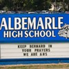 A school shooting rattles small-town North Carolina