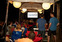 JOEDANCE - A screening from last year's Joedance Film Festival