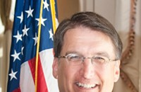 A sit-down with Pat McCrory