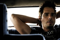 A SLAVE NO MORE: Chris Cornell