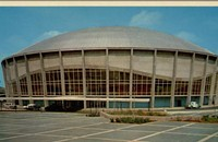 Question the Queen City: The history behind Bojangles' Coliseum