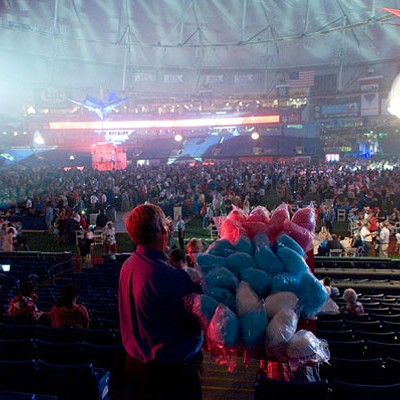 Republican National Convention 2012: Day 1