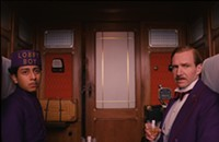<i>The Grand Budapest Hotel</i>: First-class accommodations