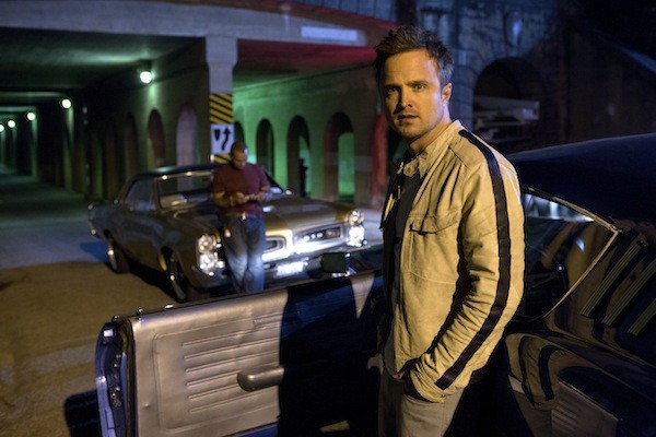 Aaron Paul in Need for Speed (Photo: Touchstone & DreamWorks)