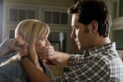 COLUMBIA - ACTIONS SPEAK LOUDER THAN WORDS: Reese Witherspoon and Paul Rudd in How Do You Know