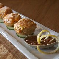ADVOCATE: Fried deviled eggs