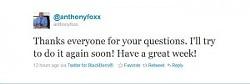 AFoxx Twitter