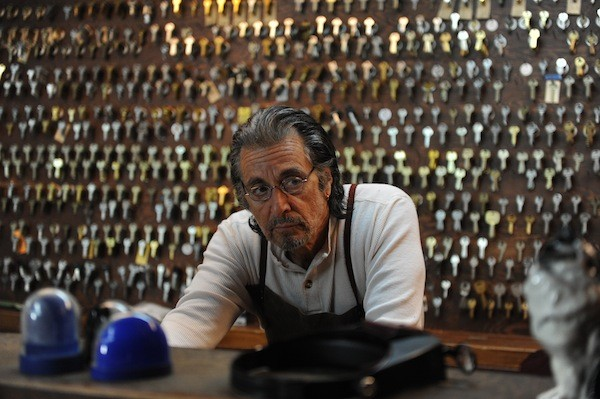 Al Pacino in Manglehorn (Photo: IFC Films)
