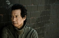 Alejandro Escovedo tonight at the Visulite Theatre (10/23/2012)