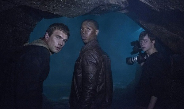 Alex Russell, Michael B. Jordan and Dane DeHaan in Chronicle (Photo: Fox)