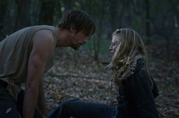 Alexander Skarsgard and Brit Marling in The East (Photo: Fox Searchlight)