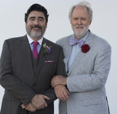 Alfred Molina and John Lithgow in Love Is Strange (Photo: Sony Pictures Classics)