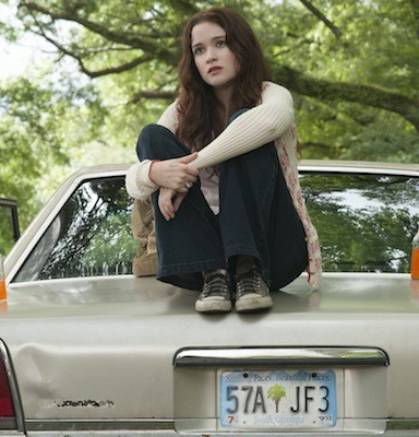 Alice Englert in Beautiful Creatures (Photo: Warner Bros.)