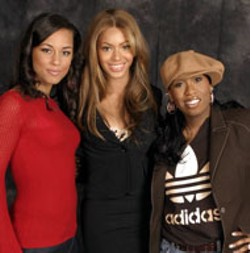 Alicia Keys, Beyonce, and Missy Elliott: Soul survivors