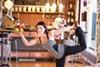 <p>Alicia Roskind of Okra Yoga</p>