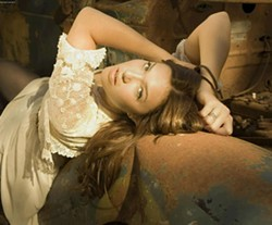 ALL GROWN UP: Mandy Moore shows a mature side on new album.