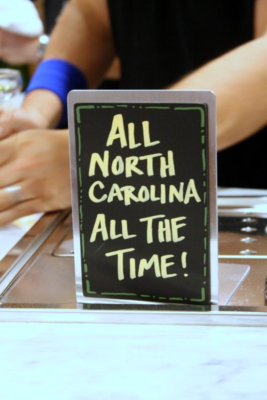 All NC beers all the time!