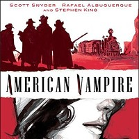 A duo of quickie comic reviews: <em>American Vampire, X-Factor Forever</em> and more