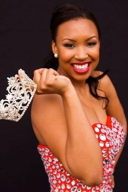 Amanda McCoy, Miss Black USA 2013, will participate in the Charlotte Martin Luther King Jr. Parade.
