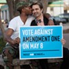 Amendment One: Vote no