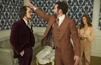 <i>American Hustle, Frozen</i> among new home entertainment titles