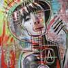 Amortegui debuts new artwork