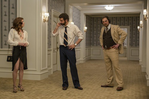 Amy Adams, Bradley Cooper and Christian Bale in American Hustle (Photo: Columbia Pictures)