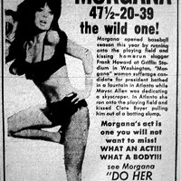 An ad for the C'est Bon Club, one of 17 to burn in a five-year period, between 1971 and 1976. The owners of the C'est Bon also operated two other clubs that burned.