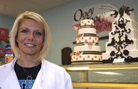 An interview with a cake decorator
