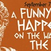 Ancient comedy at Theatre Charlotte