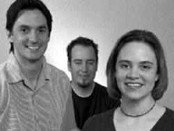 RADOK - AND THE WINNERS ARE. . .Sam Boykin, Tim Davis, - and Tara Servatius