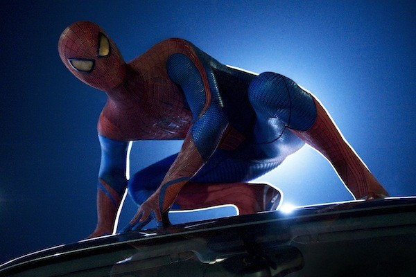 Andrew Garfield in The Amazing Spider-Man (Photo: Sony)