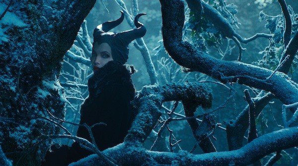 Angelina Jolie in Maleficent - DISNEY