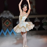 Anna Gerberich as Sugar Plum Fairy