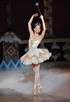 <p>Anna Gerberich as Sugar Plum Fairy </p>