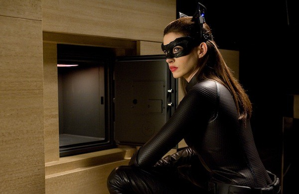 Anne Hathaway in The Dark Knight Rises (Photo: Warner Bros.)