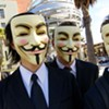 Anonymous sends a message to the DNC