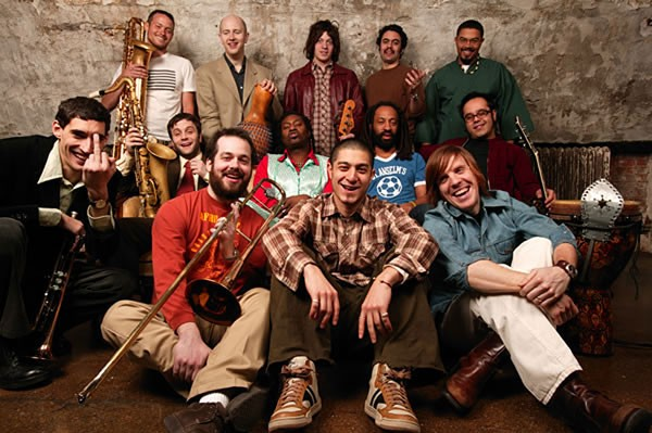 Antibalas @ Visulite Theatre, 9/28