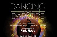 APRIL 21: Dancing on the Darkside