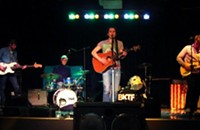 APRIL 22: Jeremy Current Band