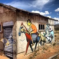 Art Far-Flung: Redefining street art