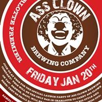 Ass Clown comes to VBGB Beer Hall & Garden