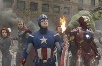 <i>The Avengers</i>: The gang's all here