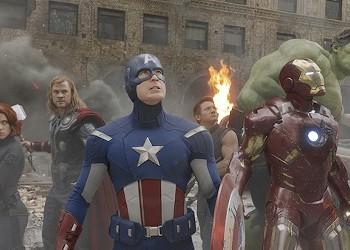 <i>The Avengers</i>: The gang's all here