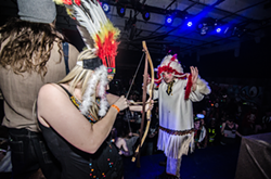 KEY VISION PHOTOGRAPHY - Attendees at Pow Wow I in 2013