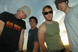 Audio Adrenaline plays Thursday at Paramounts - Carowinds Paladium