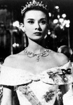 PARAMOUNT - Audrey Hepburn in Roman Holiday