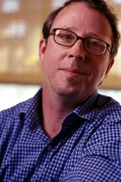 KYLE HOOD - Author John T. Edge