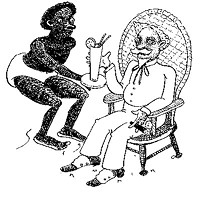 Back in the 1800s, were there any black slave owners?
