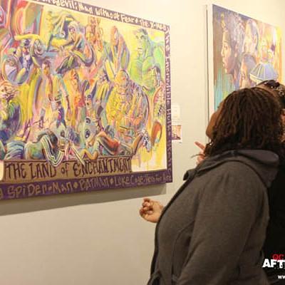 Baku Gallery, 11/4/11